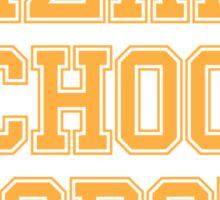 Wizard School Dropout Sticker