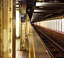 New York Subway by dhyman