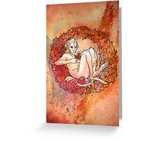 The Motley Garden's Prince Greeting Card