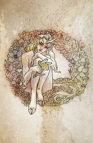 The Motley Garden's Alchemist by RachelRoach