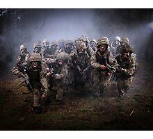 Assault  Photographic Print