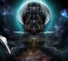 The Arsiniphus Portal by xzendor7
