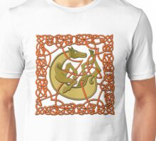 Celtic Illumination - Horse Knot Unisex T-Shirt