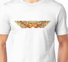 Celtic Illumination - Mad Dog Knot Unisex T-Shirt