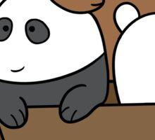 We Bare Bear Cubs Sticker