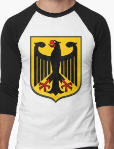 German Coat of Arms Men's Baseball ¾ T-Shirt