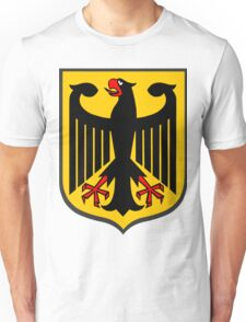 German Coat of Arms Unisex T-Shirt