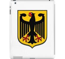 German Coat of Arms iPad Case/Skin