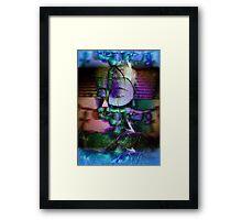 5728bv Buddha Framed Print