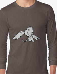 HoutjeCloudje Spotdrawing No. 19-2 Long Sleeve T-Shirt
