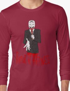 The Corporate Monster Long Sleeve T-Shirt