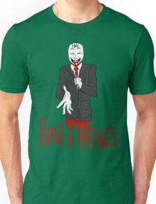The Corporate Monster Unisex T-Shirt