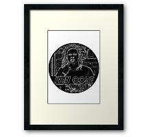 Ivan Ooze Framed Print