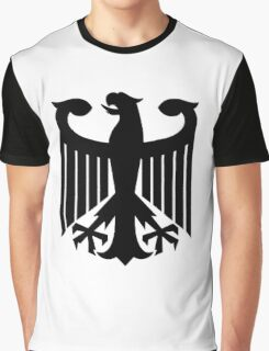 German Eagle Graphic T-Shirt