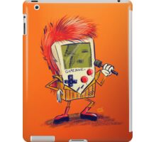 Game Bowie iPad Case/Skin