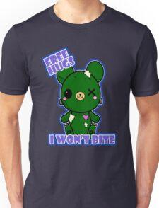 I Won't Bite Unisex T-Shirt