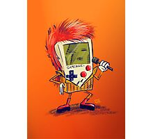Game Bowie Photographic Print