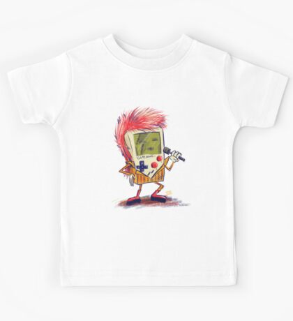 Game Bowie Kids Tee
