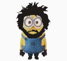 The Weeknd Minion by blckstrps29