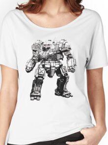 atlas Women's Relaxed Fit T-Shirt