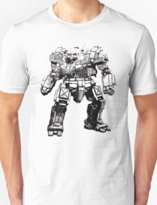 atlas Unisex T-Shirt