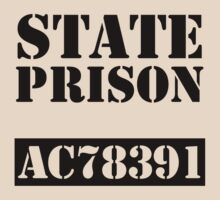State Prison by crazytees