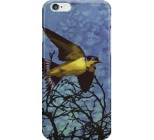 September Sparrow iPhone Case/Skin