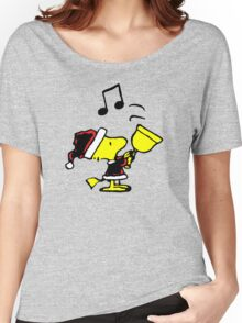 Woodstock Xmas Women's Relaxed Fit T-Shirt
