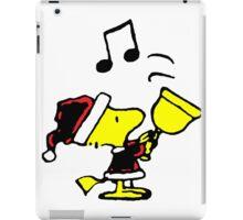 Woodstock Xmas iPad Case/Skin