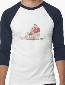Pooh Bear Men's Baseball ¾ T-Shirt