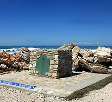 The Southernmost tip of Africa by Antionette