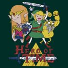 Hero of Time! by DarthBoard