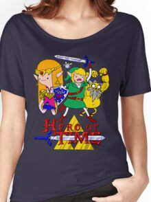 Hero of Time! Women's Relaxed Fit T-Shirt