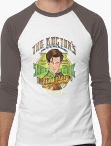 The Doctor's Sonic Tonic! 2.0 Men's Baseball ¾ T-Shirt