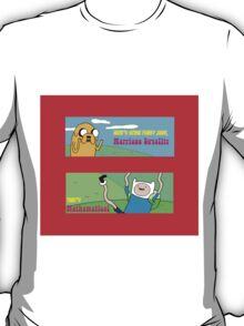 Marriage Equality, Adventure Time style! T-Shirt