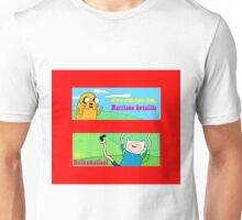 Marriage Equality, Adventure Time style! Unisex T-Shirt
