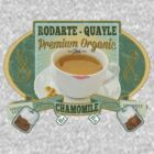 Breaking Bad Inspired - Rodarte-Quayle Chamomile Tea - Lydia's Tea - Ricin Spiked Stevia - Breaking Bad Finale Parody by traciv