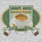 Breaking Bad Inspired - Rodarte-Quayle Chamomile Tea - Lydia's Tea - Ricin Spiked Stevia - Breaking Bad Finale Parody by traciv