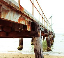 North Shields Jetty Eyre Peninsula SA by beckysmith86