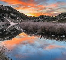 Dune Creek Sunrise by fotosic