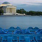 Jefferson Memorial by DDMITR
