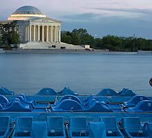 Jefferson Memorial by DDMITR
