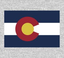 Colorado Flag by cadellin