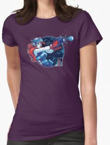 Pew Pew! Womens Fitted T-Shirt