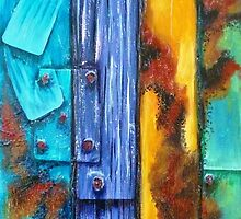 Rainbow rust by Picatso