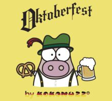 Oktoberfest - KINO, beer and Pretzel! Kids Clothes