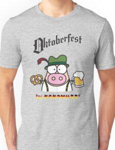 Oktoberfest - KINO, beer and Pretzel! Unisex T-Shirt