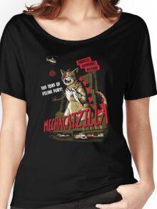 Mecha-Catzilla V2 Women's Relaxed Fit T-Shirt