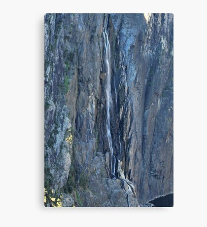 Wollomombi Falls Canvas Print