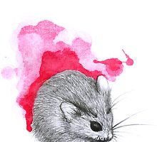 Red Hamster by nantia